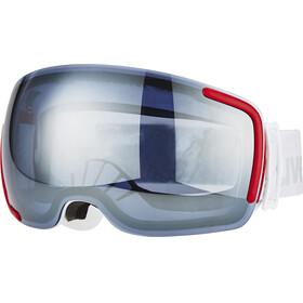 UVEX Big 40 LM Goggles grey/white